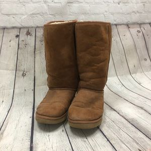 UGG Women's Classic Tall Boots Size 10